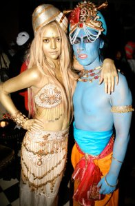 gemma ward v magazine gramercy party 2007
